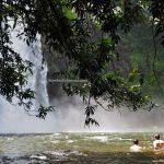 Riam Menajur, Waterfall, outdoor, adventure, nature, exploration, backpackers, Bengkayang, Indonesia, Kalimantan Barat, Dusun Laek, Desa Bengkilu, Tourism, obyek wisata, travel guide, transborneo