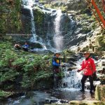 Kemantan Lidi waterfall, Kumpang Langgir, air terjun, adventure, nature, outdoor, exploration, jungle trekking, destination, Engkilili, Sri Aman, Sarawak, Malaysia, Tourist attraction, travel guide, Transborneo
