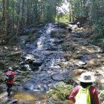 Air terjun Kemantan Lidi, waterfall, Kumpang Langgir, adventure, nature, outdoor, expedition, jungle hiking, backpackers, Engkilili, Sri Aman, Sarawak, Malaysia, Tourism, travel guide, crossborder,