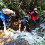 Kemantan Lidi, Kumpang Langgir, air terjun, outdoor, expedition, hiking, backpackers, Engkilili, Sri Aman, Malaysia, Lubok Antu, tourist attraction, transborder, 英吉利里砂拉越, 婆罗洲瀑布