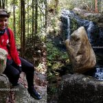 Kemantan Lidi waterfall, Kumpang Langgir, adventure, nature, exploration, hiking, destination, Borneo, Malaysia, Lubok Antu, Tourism, travel guide, Transborneo, 英吉利里砂拉越, 婆罗洲瀑布
