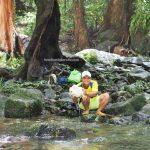 Riam Menajur, Waterfall, adventure, outdoor, jungle hiking, exploration, destination, Bengkayang, Borneo, Indonesia, Desa Bengkilu, Sanggau Ledo, Tourism, tourist attraction, village, crossborder,