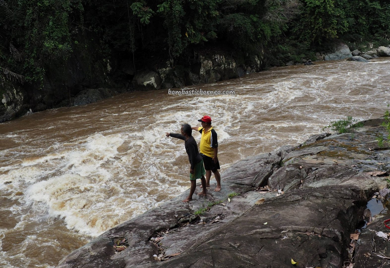 Rapids, Sungai Kereho, Keriau river, backpackers, destination, Borneo, Indonesia, West Kalimantan, Kapuas Hulu, Tourism, tourist attraction, travel guide, crossborder, 印尼西加里曼丹, 婆羅洲急流