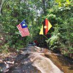 Kemantan Lidi, Kumpang Langgir, air terjun, nature, expedition, hiking, jungle trekking, backpackers, Engkilili, Sri Aman, Lubok Antu, Tourism, travel guide, 英吉利里砂拉越, 马来西亚瀑布