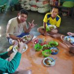 Riam Menajur, Waterfall, adventure, outdoor, jungle trekking, exploration, backpackers, destination, Borneo, West Kalimantan, Sanggau Ledo, Tourism, travel guide, authentic village,