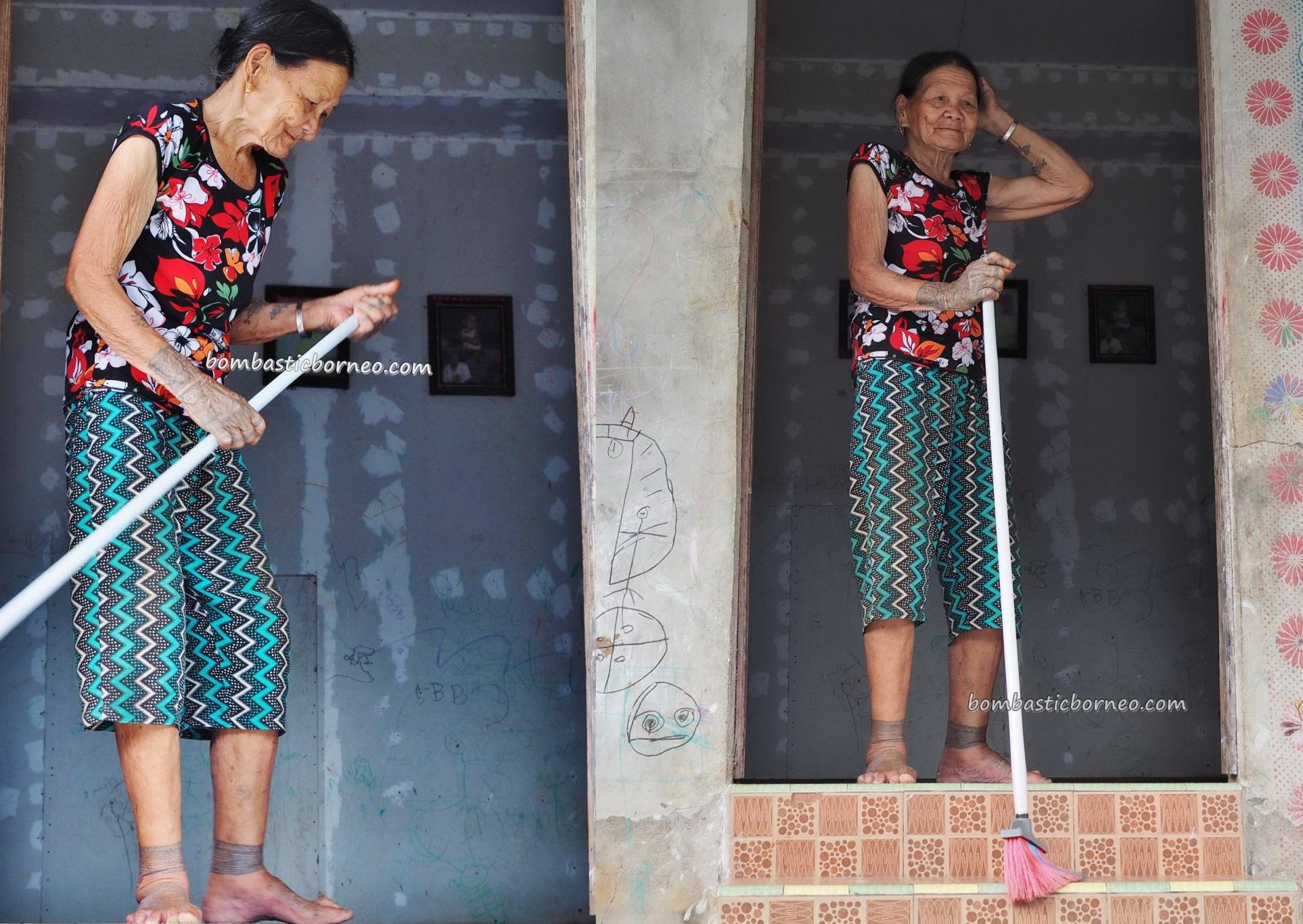 Nanga Lapung, indigenous, traditional, village, Borneo, Indonesia, West Kalimantan, Putussibau Selatan, native, tribe, tribal, Tourism, travel guide. crossborder, 婆罗洲普南族, 原住民部落