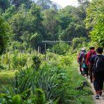 Kemantan Lidi, Kumpang Langgir, air terjun, waterfall, nature, outdoor, expedition, hiking, backpackers, Engkilili, Tourism, travel guide, Transborneo, 英吉利里砂拉越, 婆罗洲瀑布
