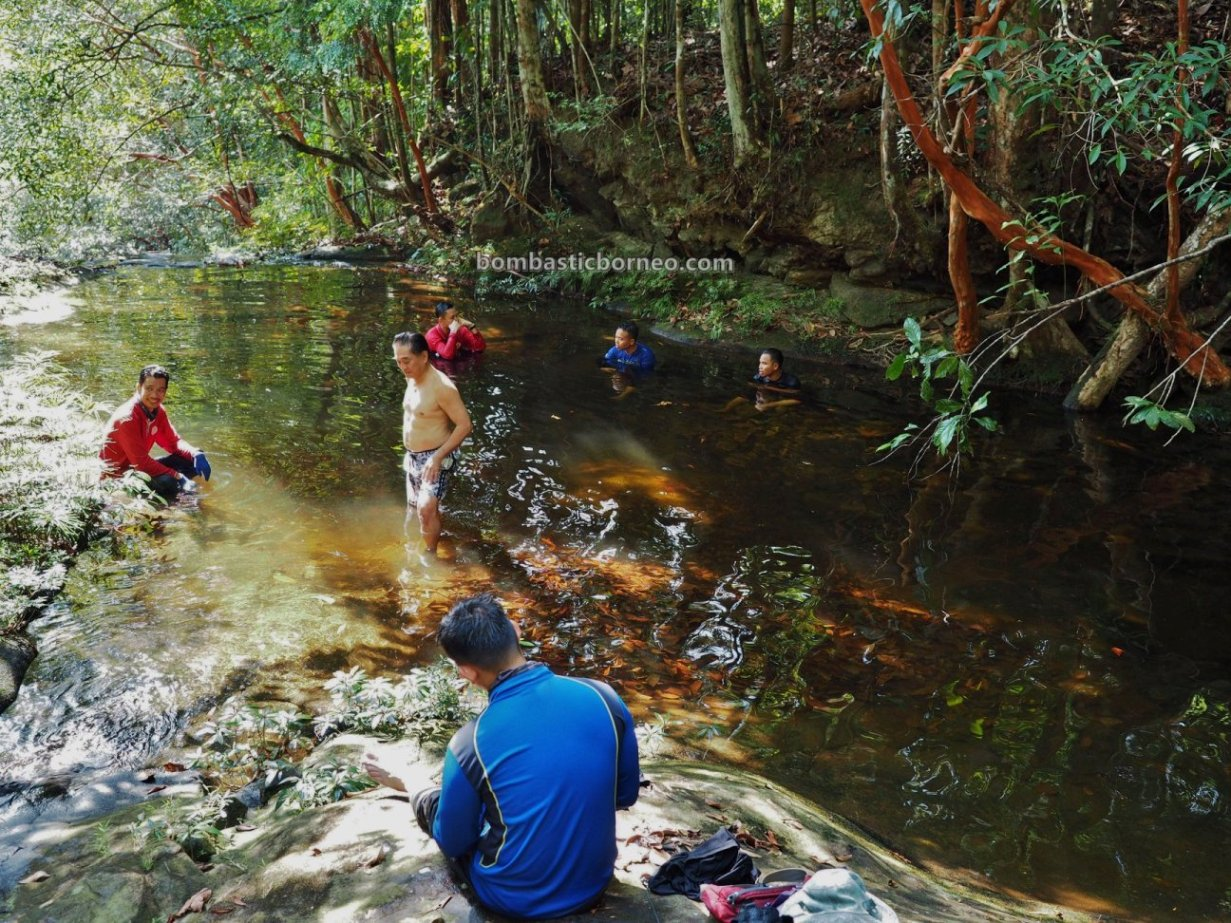 Kumpang Langgir, air terjun, adventure, nature, outdoor, alam, destination, Borneo, Engkilili, Sri Aman, Tourism, Iban village, transborder, 砂拉越马来西亚, 婆罗洲瀑布