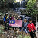 Kemantan Lidi, air terjun, nature, outdoor, expedition, backpackers, Engkilili, Sri Aman, Malaysia, Tourism, travel guide, Iban village, crossborder, 砂拉越马来西亚, 婆罗洲瀑布