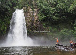 air terjun, adventure, nature, outdoor, jungle trekking, exploration, destination, Borneo, Desa Bengkilu, Sanggau Ledo, Obyek wisata, Tourism, travel guide, transborder, 印尼西加里曼丹, 孟加映瀑布旅游,