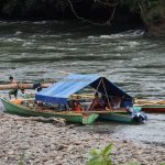 adventure, village, backpackers, destination, Borneo, Putussibau Selatan, river, native, Punan Bungan, Tourism, tourist attraction, travel guide. crossborder, 婆羅洲西加里曼丹, 原住民部落