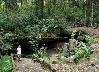 Virign Mary Grotto, adventure, nature, authentic, destination, Sajingan Besar, Sambas, Desa Santaban, Dusun Sasak, Obyek wisata, Tourism, Transborneo, 印尼玛丽石窟, 西加里曼丹旅游,