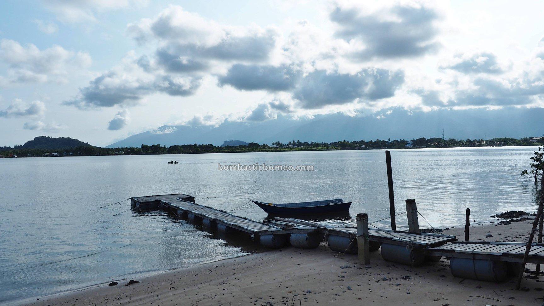 pantai, jetty, malay village, alam, nature, beachside, destination, Borneo, Kuching, Tourism, tourist attraction, travel guide, 古晋砂拉越, 马来西亚旅游