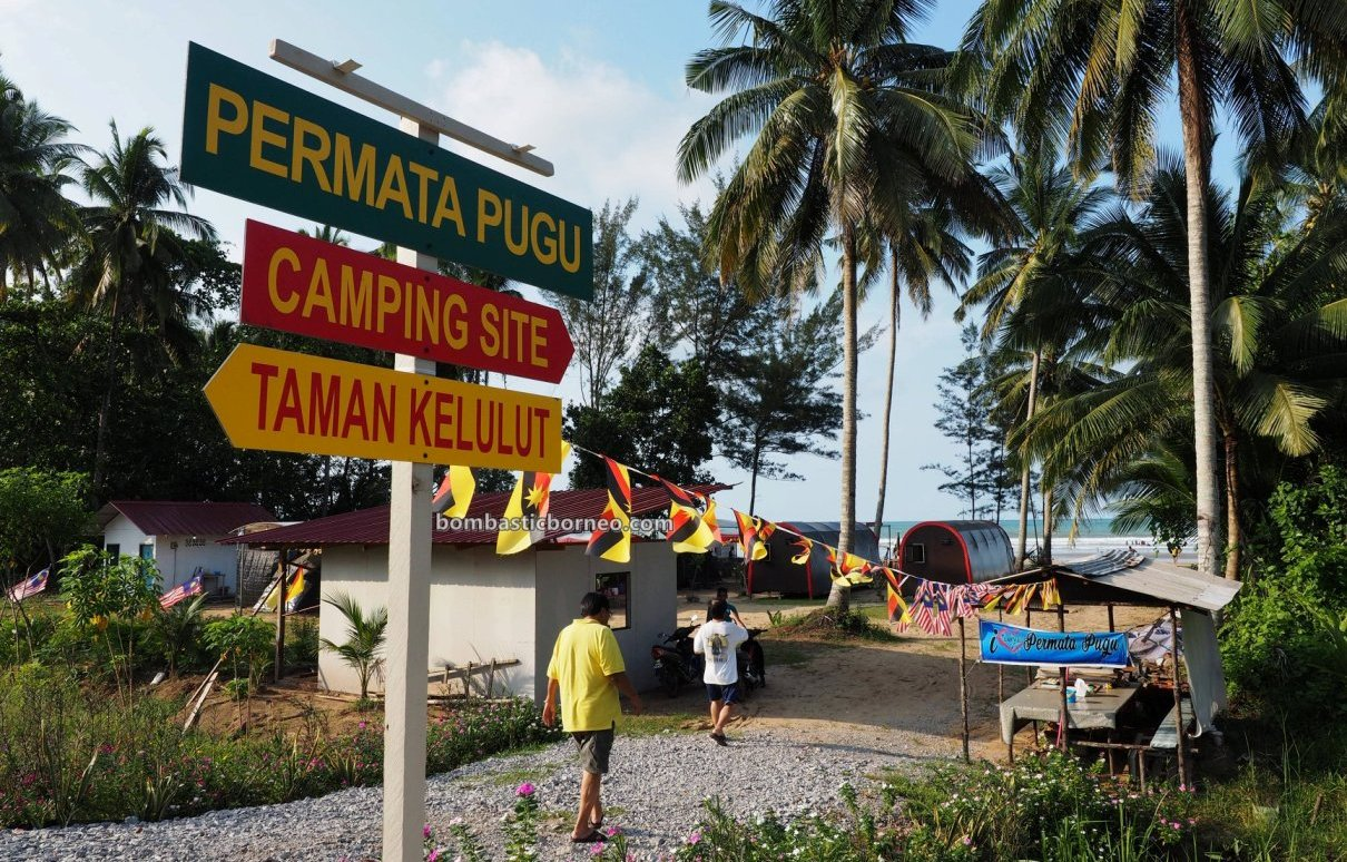Beach, pantai, accommodation, adventure, nature, outdoor, family holiday, Borneo, Kuching, Tourism, tourist attraction, travel guide, crossborder, 砂拉越伦乐海滩, 马来西亚旅游景点