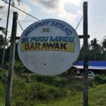Bukit Gondol, Kampung, village, backpackers, destination, exploration, Borneo, Kuching, Sematan, travel guide, 砂拉越伦乐, 古晋马来西亚