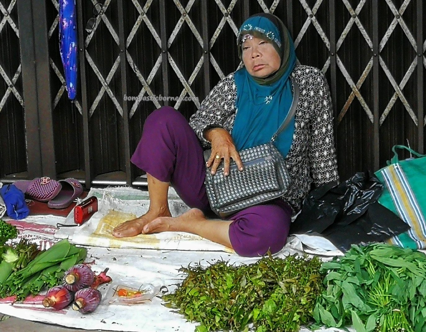 Pasar Sayur, authentic, backpackers, destination, Dayak Melayik, native, malay, Indonesia, Obyek wisata, Tourism, tourist attraction, town, travel guide, crossborder, 西加里曼丹婆羅洲