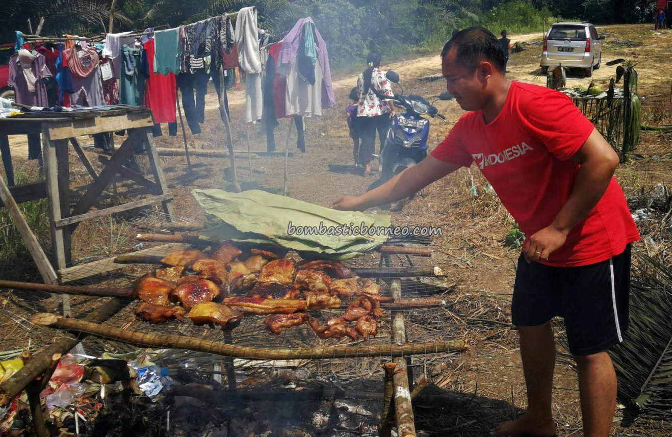 Rumah Betang Raya Dori Mpulor, Gawai Dayak Sanggau, thanksgiving, authentic, traditional, backpackers, event, Borneo, Indonesia, West Kalimantan, native, tribe, Obyek wisata, Tourism, travel guide,