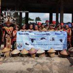 Rumah Betang Raya Dori Mpulor, Gawai Dayak Sanggau, paddy harvest festival, indigenous, traditional, destination, culture, Indonesia, West Kalimantan, native, tribal, Obyek wisata, Tourism, travel guide, trans borneo,