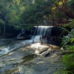 Taman Wisata Pancur Aji, waterfalls, adventure, nature, outdoor, destination, exploration, family holiday, picnic, Borneo, tourist attraction, travel guide, Trans Border, 印尼西加里曼丹, 婆罗洲上侯瀑布