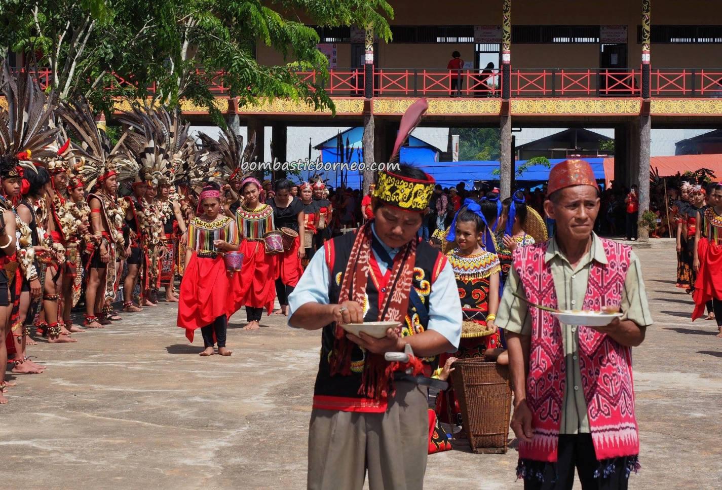 Rumah Betang Raya Dori Mpulor, Dayak Sanggau, Gawai harvest festival, indigenous, backpackers, destination, Kalimantan Barat, ethnic, native, tribe, Tourism, tourist attraction, 西加里曼丹上侯, 达雅克丰收节旅游