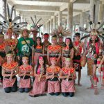 Rumah Betang Raya Dori Mpulor, thanksgiving, destination, culture, Borneo, West Kalimantan, native, tribal, Obyek wisata, budaya, travel guide, cross border, 跨境婆罗洲游踪, 印尼西加里曼丹, 传统土著丰收节日