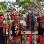 paddy harvest festival, indigenous, traditional, culture, event, Borneo, Kalimantan Barat, native, tribal, Obyek wisata, travel guide, cross border, 跨境婆罗洲游踪, 印尼西加里曼丹, 传统原住民部落文化