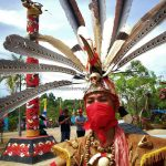 paddy harvest festival, thanksgiving, indigenous, backpackers, culture, Kalimantan Barat, ethnic, tribe, tribal, Tourism, tourist attraction, trans borneo, 穿越婆罗洲游踪, 印尼西加里曼丹, 传统达雅克丰收节日