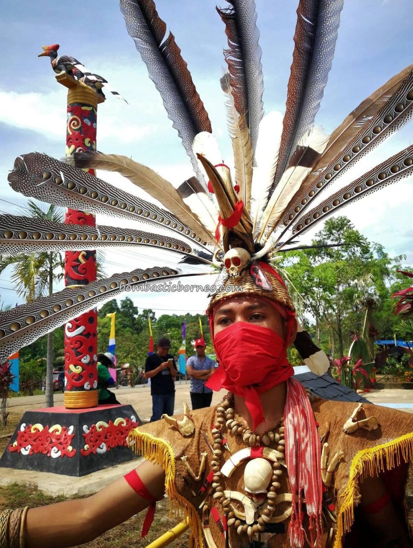 paddy harvest festival, thanksgiving, indigenous, backpackers, culture, Kalimantan Barat, ethnic, tribe, tribal, Tourism, tourist attraction, trans borneo, 穿越婆罗洲游踪, 印尼西加里曼丹, 传统达雅克丰收节日