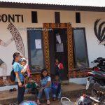 Dewan Adat Bonti, Rumah Betang Raya Dori Mpulor, paddy harvest festival, indigenous, authentic, traditional, destination, culture, Borneo, native, etnis, tribal, Tourism, 婆罗洲西加里曼丹, 上侯旅游景点,