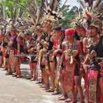 dayak Sanggau, thanksgiving, indigenous, traditional, destination, event, Indonesia, West Kalimantan, native, tribe, tribal, tourist attraction, travel guide, 穿越婆罗洲游踪, 印尼西加里曼丹, 传统达雅克丰收节旅游