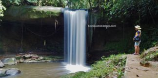 Mother Mary Grotto, nature, adventure, air terjun, Riam Macan, catholic, backpackers, destination, Indonesia, West Kalimantan, Obyek wisata, Tourism, travel guide, 上侯西加里曼丹, 圣母玛利亚石窟,