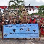 Gawai Dayak Sanggau, indigenous, traditional, culture, event, Indonesia, ethnic, native, Tourism, tourist attraction, travel guide, trans border, 穿越婆罗洲游踪, 印尼西加里曼丹, 传统达雅克丰收节