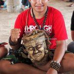 Gawai Dayak Sanggau, paddy harvest festival, traditional, backpackers, culture, Indonesia, etnis, native, tribal, wisata budaya, Tourism, travel guide, trans border, 印尼西加里曼丹, 婆罗洲原住民部落
