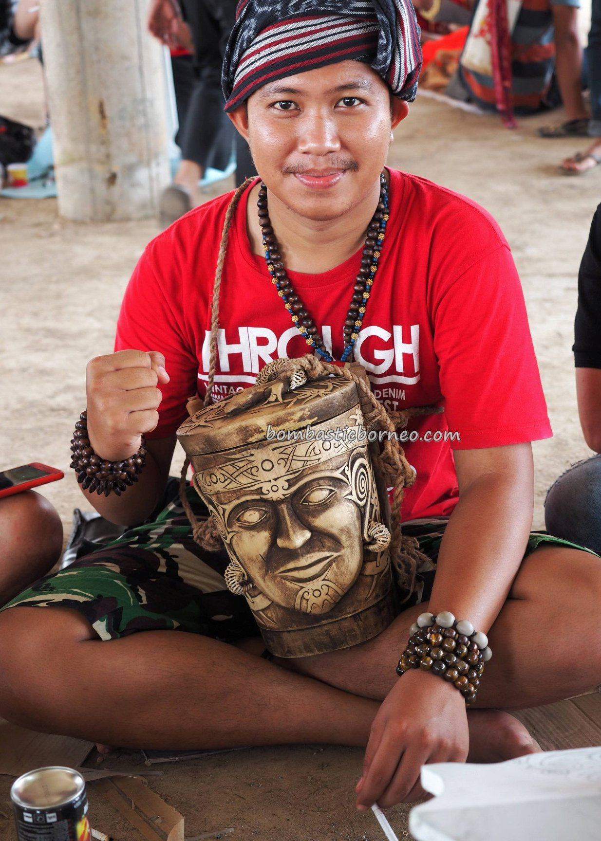 Gawai Dayak Sanggau, paddy harvest festival, traditional, backpackers, culture, Indonesia, etnis, native, tribal, wisata budaya, Tourism, travel guide, trans border, 印尼西加里曼丹, 婆罗洲原住民部落