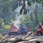 Taman Wisata Pancur Aji, air terjun, waterfalls, adventure, hiking, family vacation, Indonesia, West Kalimantan, wisata alam, Tourism, travel guide, Transborneo, 婆罗洲游踪, 印尼西加里曼丹,