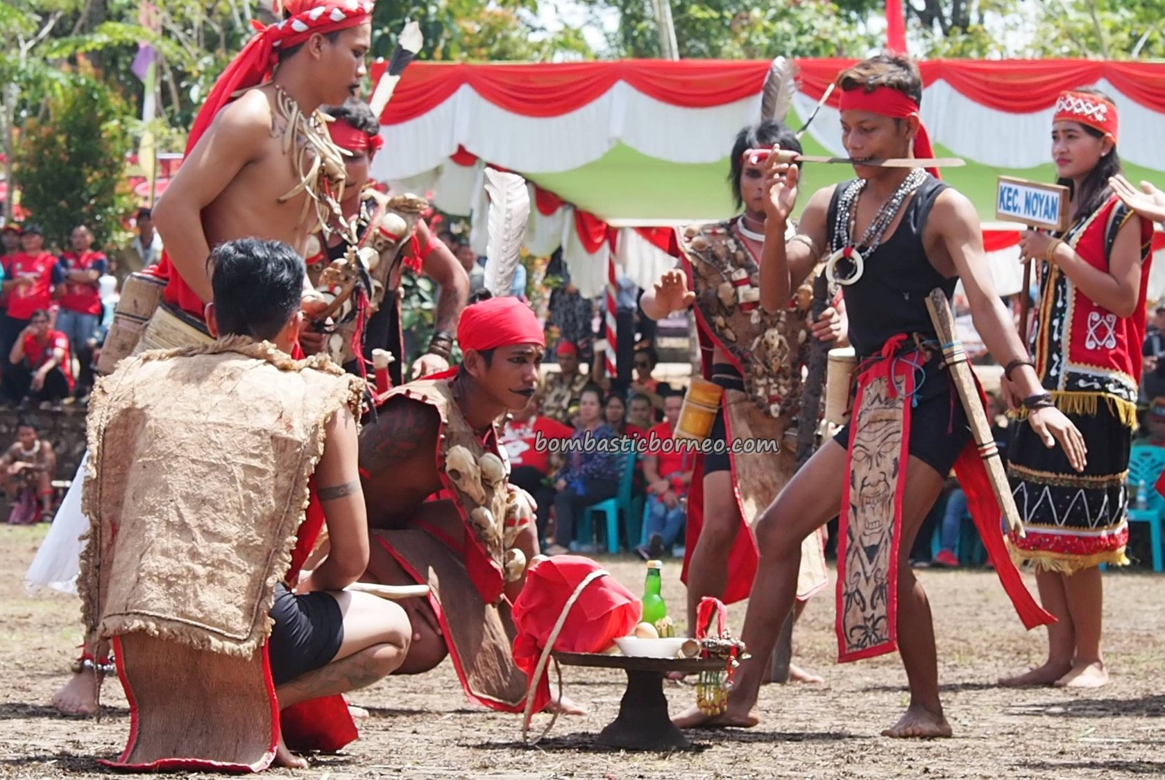Gawai Dayak, paddy harvest festival, authentic, traditional, destination, culture, event, Borneo, Indonesia, native, tribe, Tourism, travel guide, trans border, 婆罗洲印尼西加里曼丹, 土著丰收节旅游,