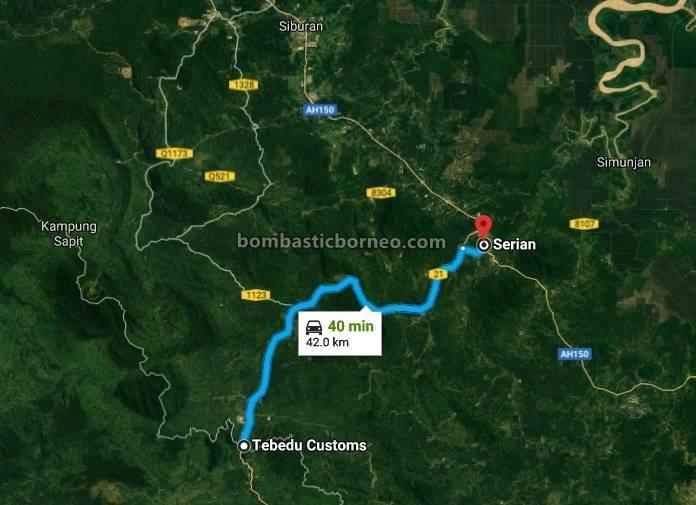 destination, exploration, Borneo, Indonesia, Kalimantan Barat, Obyek wisata, Pariwisata, Tourism, tourist attraction, town, traditional, cross border, 婆罗洲游踪,