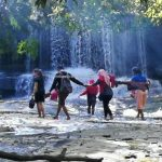 air terjun, waterfalls, adventure, nature, outdoor, destination, Indonesia, West Kalimantan, wisata alam, Tourism, tourist attraction, travel guide, Transborneo, 印尼西加里曼丹, 上侯瀑布旅游景点