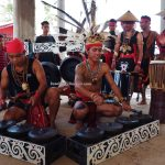 Rumah Betang Raya Dori Mpulor, Gawai Dayak, paddy harvest festival, authentic, indigenous, destination, Borneo, native, tribal, tourism, tourist attraction, travel guide, cross border, 跨境婆罗洲游踪, 印尼西加里曼丹, 传统土著丰收节
