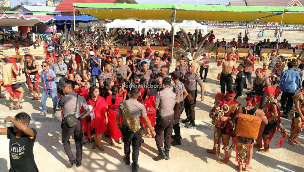 Gawai Dayak Sekadau, authentic, traditional, destination, culture, event, native, Ethnic, tribe, Indonesia, West Kalimantan, thanksgiving, Tourism, tourist attraction, Transborneo