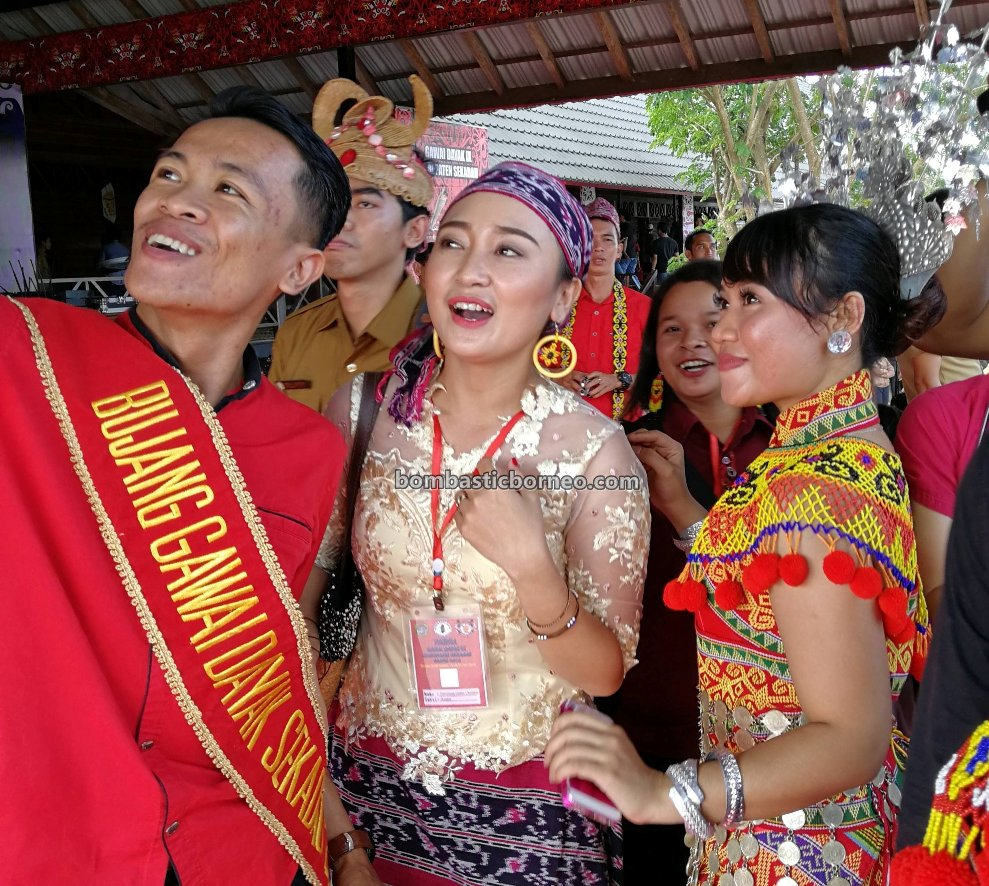Gawai Dayak Sekadau, indigenous, traditional, backpackers, culture, native, Ethnic, tribal, Borneo, Indonesia, Kalimantan Barat, Tourism, wisata budaya, travel guide, Cross Border,