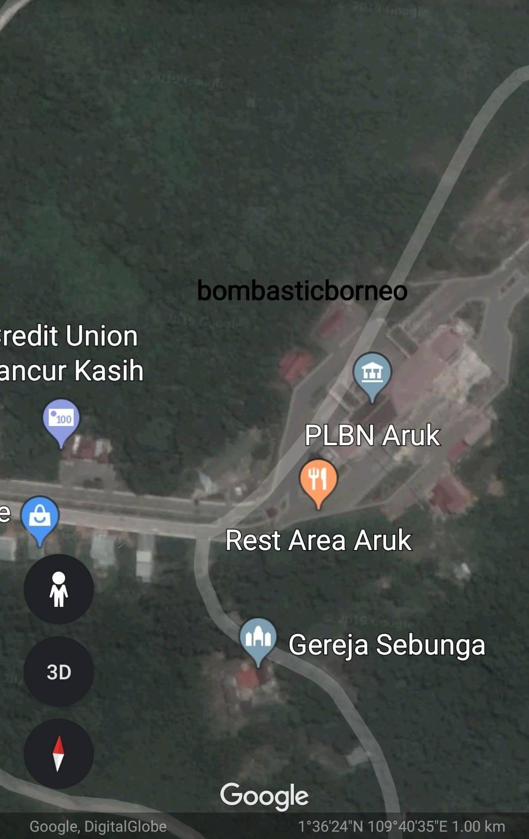Perbatasan Aruk, Biawak Border Post, Borneo, CIQs, event, Imigrasi Aruk, Obyek wisata, PLBN, Pos Lintas Batas Negara, Sajingan Besar, Tourism, Cross Border, Festival wonderful, 跨境婆罗洲, 印尼西加里曼丹