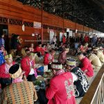 Gawai harvest festival, indigenous, traditional, Betang Youth Center, longhouse, native, Borneo, Kalimantan Barat, thanksgiving, Tourism, tourist attraction, Cross Border, 印尼西加里曼丹, 土著传统文化, 达雅克丰收节日,