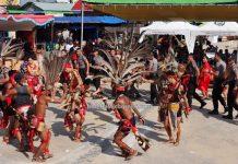 paddy harvest festival, backpackers, destination, culture, event, native, Dayak Desa, tribe, West Kalimantan, tourist attraction, travel guide, Transborneo, 西加里曼丹传统文化, 印尼塞卡道旅游,