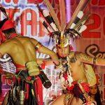 paddy harvest festival, authentic, traditional, indigenous, destination, cultural dance, event, Kalimantan Barat, native, tribal, Tourism, travel guide, trans Borneo, 婆罗洲原住民传统文化, 新钉西加里曼丹