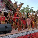 paddy harvest festival, authentic, traditional, destination, culture, event, native, Ethnic, Borneo, West Kalimantan, Tourism, tourist attraction, Cross Border, 印尼塞卡道达雅克, 土著丰收节日旅游