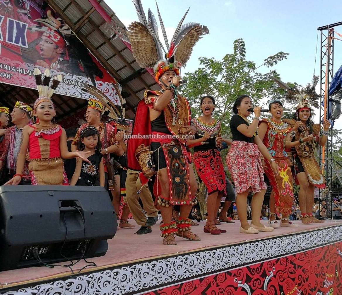 paddy harvest festival, authentic, traditional, destination, culture, event, native, Ethnic, Borneo, West Kalimantan, Tourism, tourist attraction, Cross Border, 印尼塞卡道达雅克, 土著丰收节日旅游