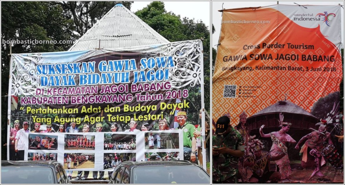 Gawia Sowa, Gawai harvest festival, Thanksgiving, traditional, dayak bidayuh, native, Borneo, Jagoi Babang, Obyek wisata, Tourism, travel guide, Cross border, 婆罗洲西加里曼丹, 孟加映原住民部落, 比达友族传统丰收节