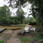 rumah panjang, authentic, Dayak Iban, longhouse, native, rural village, Borneo, 砂拉越, 马来西亚, 三马拉汉, 土著村庄