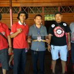 Betang Youth Center, longhouse, traditional games, snail competition, native, tribe, Borneo, Kalimantan Barat, Obyek wisata, Tourism, travel guide, Cross Border, 婆羅洲西加里曼丹, 达雅克传统游戏